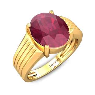 Carl Ruby Ring