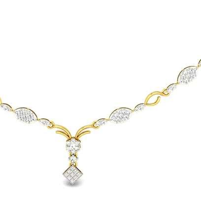 Abhisri Diamond Necklace